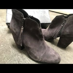 Rag and Bone Margot Fringe Booties Ankle Boots